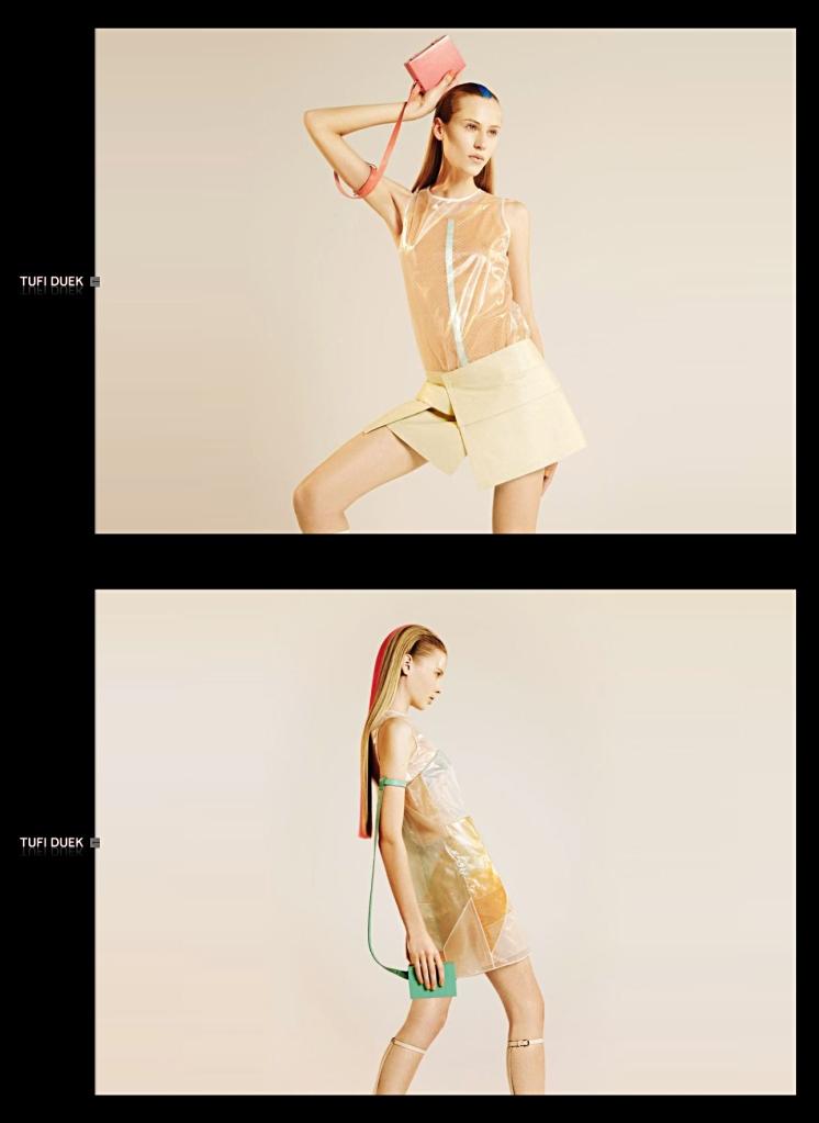 Campanha Tufi Duek verao2011. modelagens: Christian Monteiro