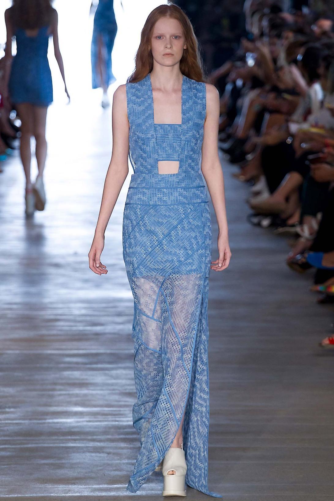 Desfile Giuliana Romanno Verão 2016 Design: Giuliana Romanno e equipe de estilo Modelagens: Christian Monteiro São Paulo Fahion Week - 16/04/2015
